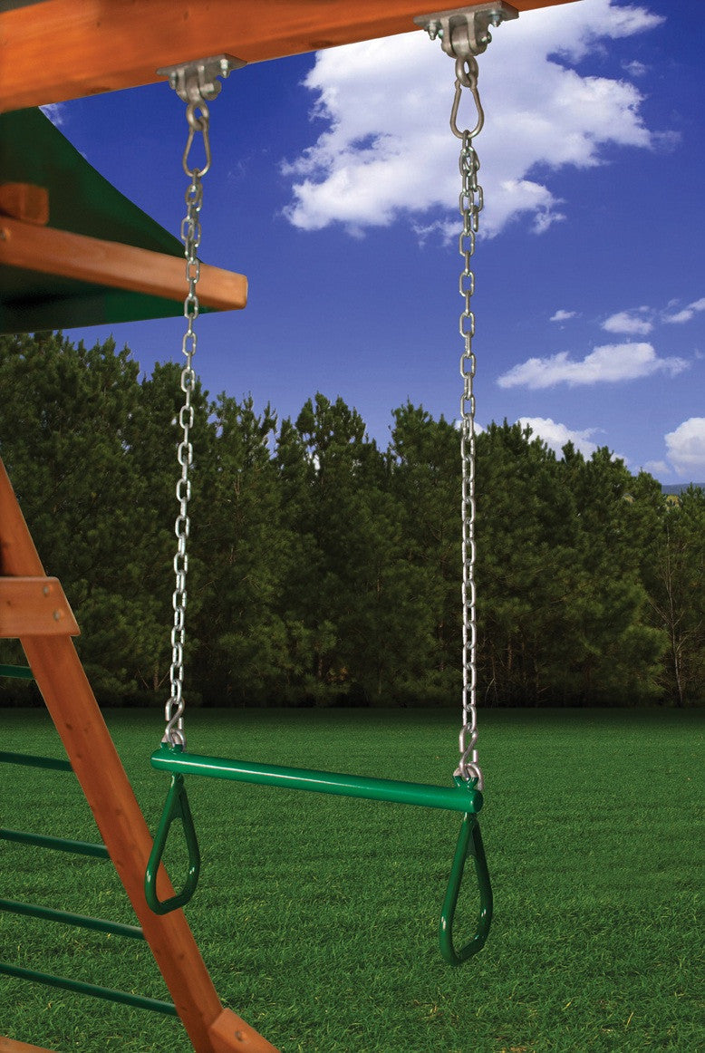 Gorilla-Playsets-Trapeze-Bar-21-inch-Green-from-NJ-Swingsets