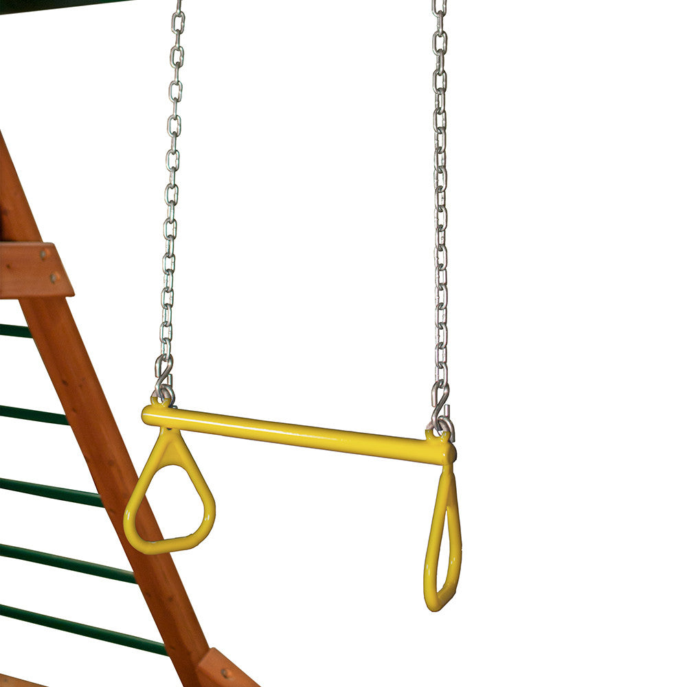 Gorilla-Playsets-Trapeze-Bar-21-inch-Yellow-from-NJ-Swingsets-Studio