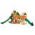 Gorilla-Playsets-Treasure-Trove-II-Treehouse-Wooden-Swingset-White-Back