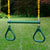 Gorilla-Playsets-Treasure-Trove-II-Wooden-Swingset-Trapeze