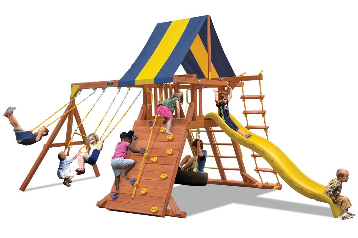 Playground-One-Classic-Playcenter-Combo-2-White-Back