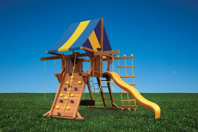 Playground-One-Deluxe-Playcenter-Double-Swing-Arm