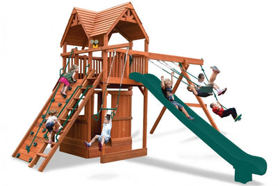 Playground-One-Extreme-Fort-Hangout-Green
