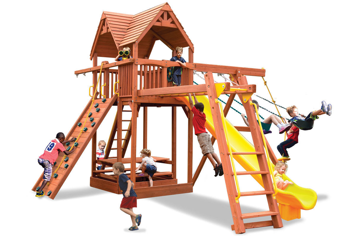 Playground-One-Extreme-Fort-with-Monkey-Bars-Studio