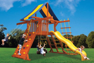 Playground-One-Original-Playcenter-Double-Swing-Arm