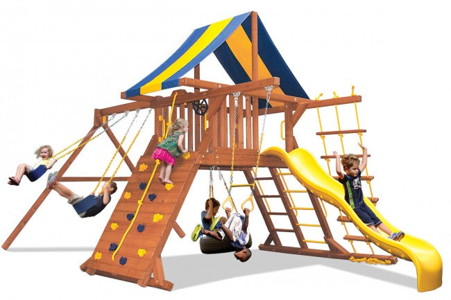 Playground-One-Original-Playcenter-With-2-Position-Swingbeam-White-Back