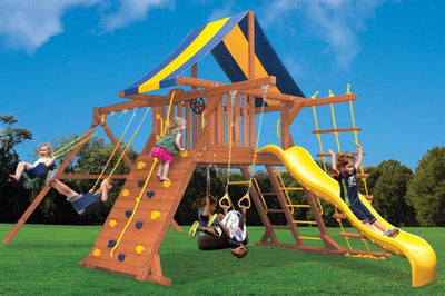 Playground-One-Original-Playcenter-With-2-Position-Swingbeam