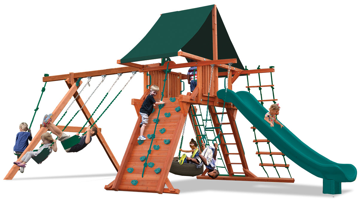 Playground-One-Supreme-Playcenter-Combo-2-Green