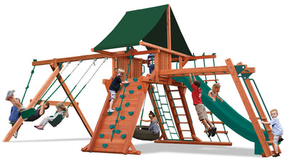 Playground-One-Supreme-Playcenter-Combo-3-Green