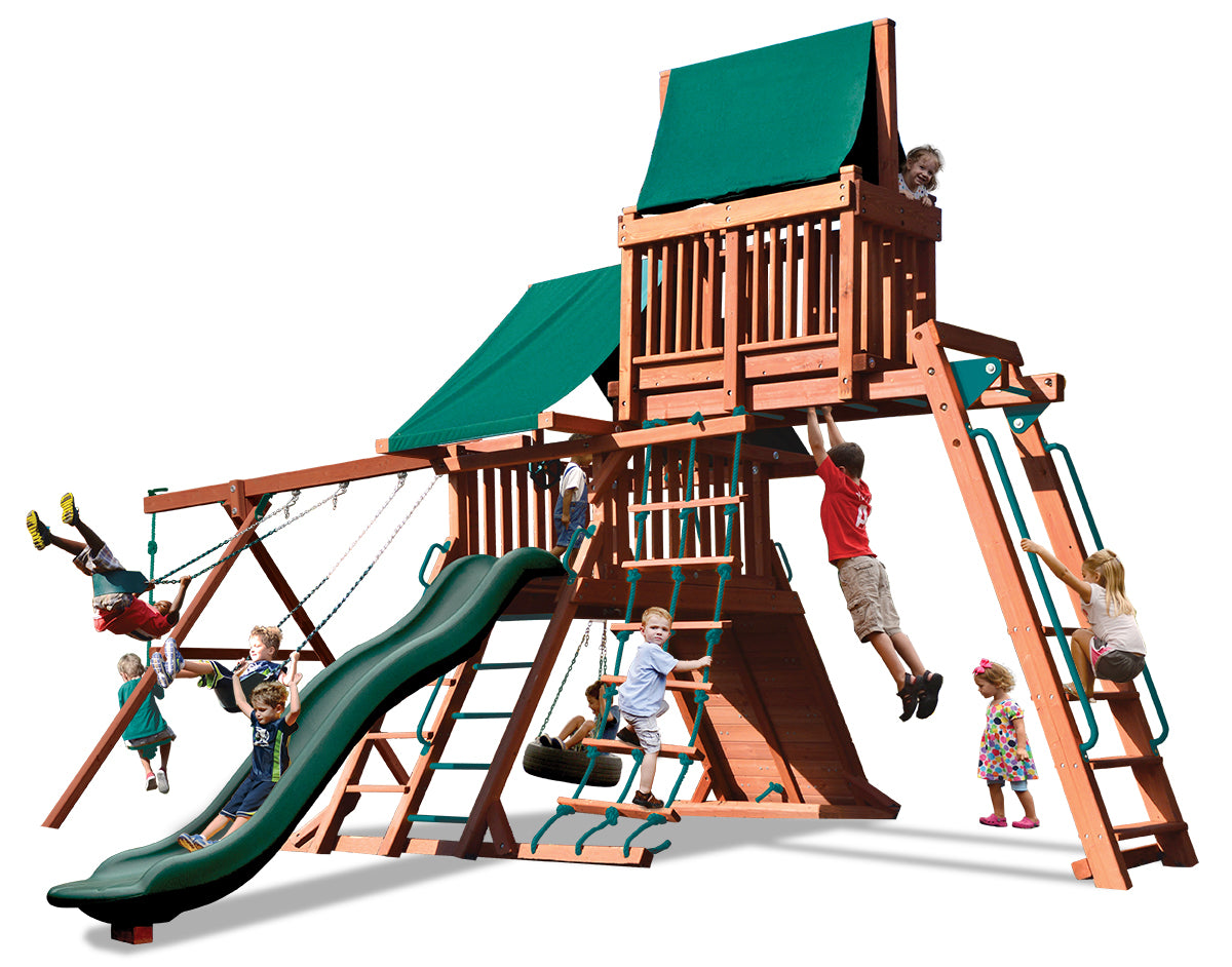 Playground-One-Turbo-Original-Playcenter-Combo-4-Green