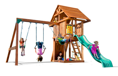 Playnation-Circus-Delux-Wooden-Swing-Set