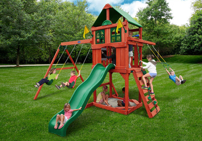 Playnation-Sweetwater-Wooden-Swing-Set