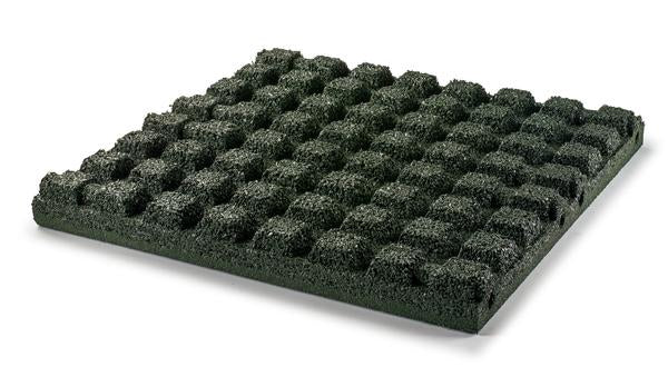 Playsafer-Rubber-Playground-Tile-Green-Style-2