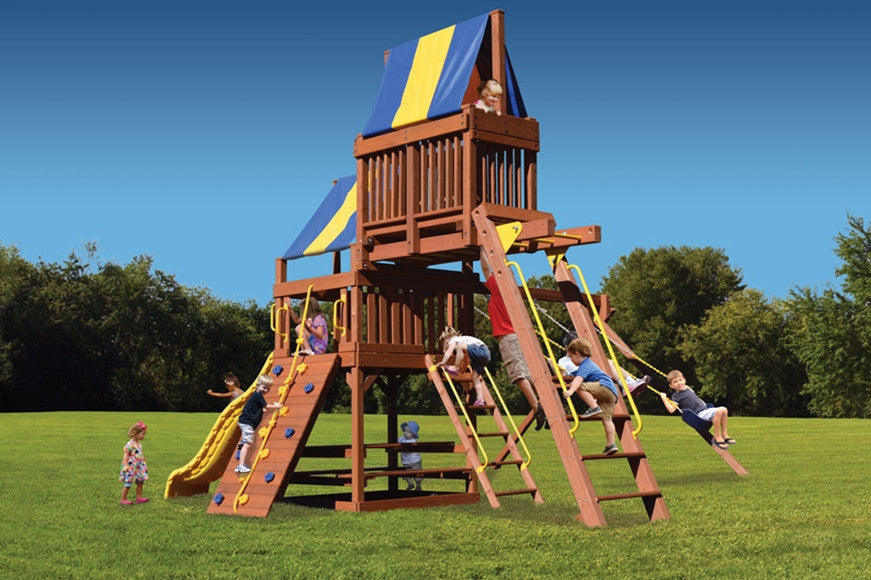 Playground-One-Original-Fort-with-Monkey-Bars-and-Sky-Loft