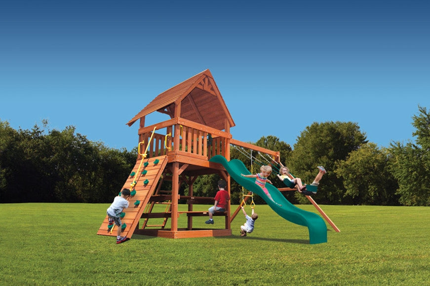 Playground-One-Original-Fort-with-Wood-Roof
