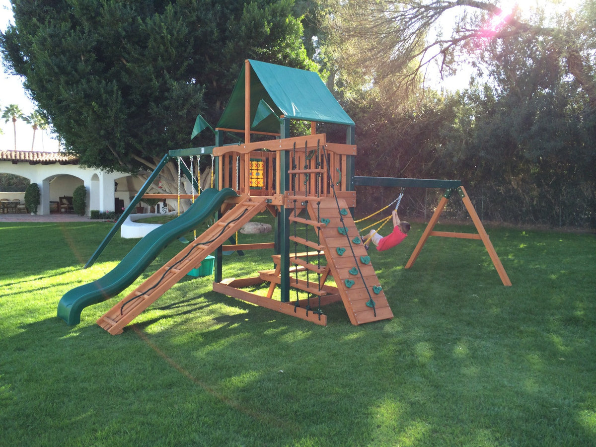 Swingset Relocation/ Swingset Move