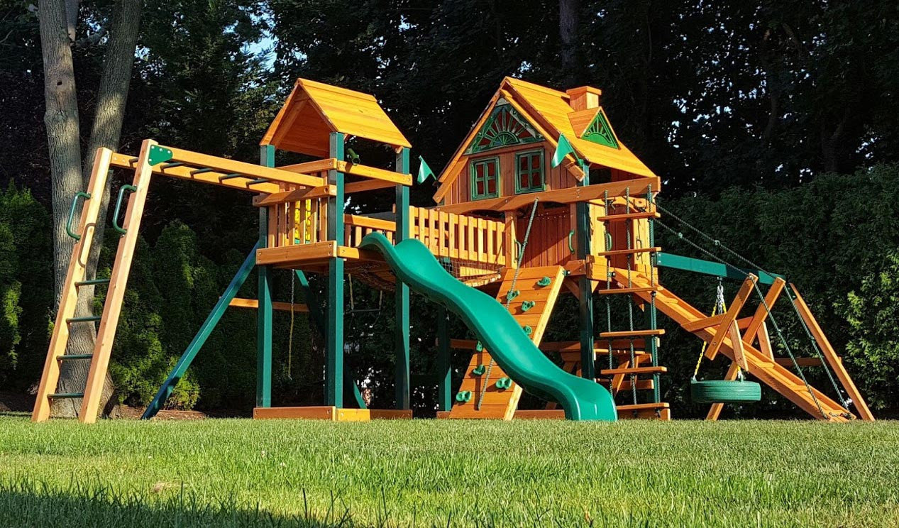 the friendliest and most trusted swing set store new jersey swingsets