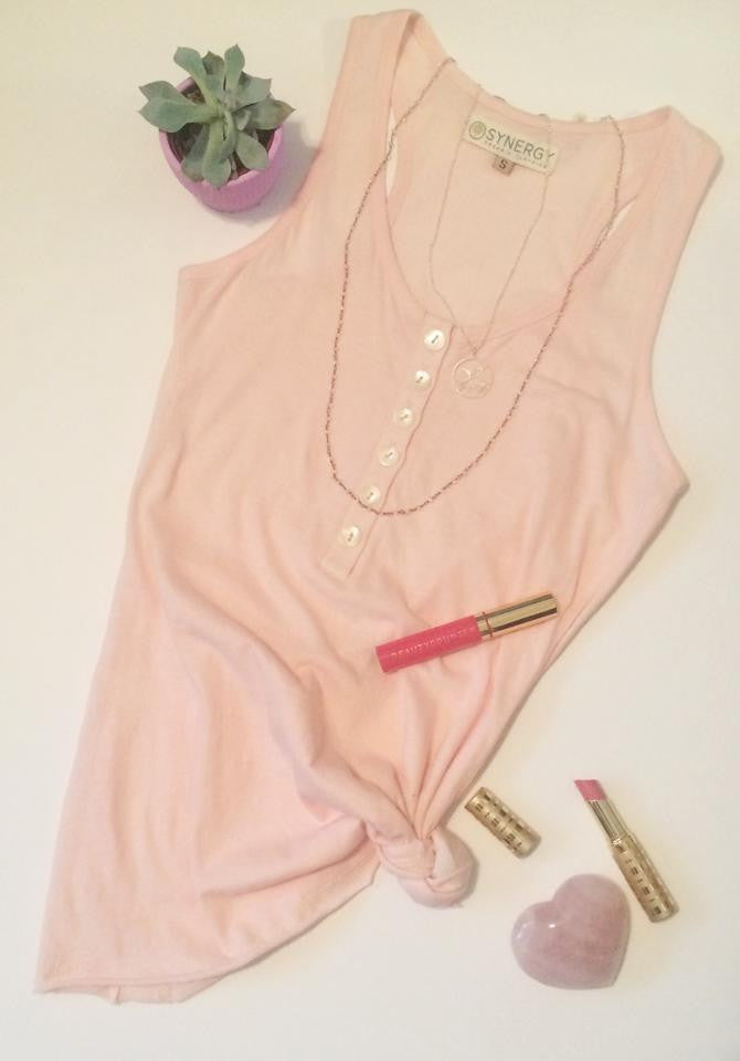 Pretty in Pink Summer Lovin' Light and Airy Tank Tops