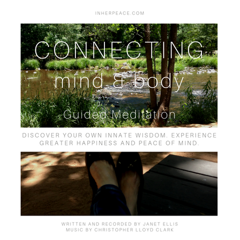 CONNECTING Mind and Body Guided Meditation
