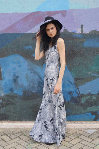 RISING SMOKE TANK DRESS