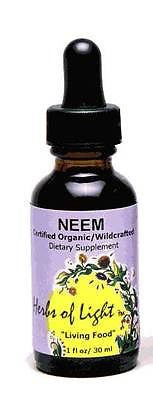 Neem 1 oz Liquid Assists with Skin Conditions