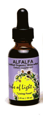 Alfalfa 1 oz Liquid Supports Stomach and Blood Health