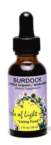 Burdock 1 oz Liquid Supports Blood and Kidney Health
