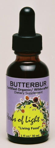 Buttebur 1 oz Liquid Assists with Migraines