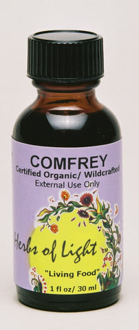 Comfrey (Ext. Use) 1 oz Liquid Supports Skin Health