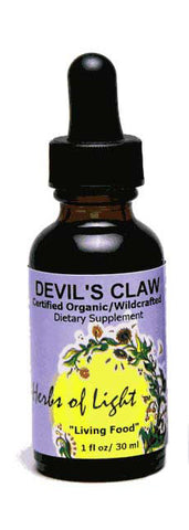 Devil's Claw 1 oz Liquid Assists with Gout