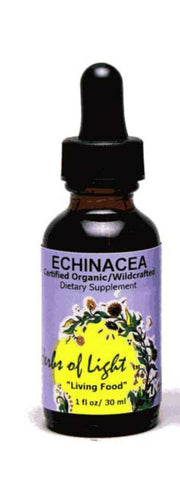 Echinacea 1 oz Liquid Supports Immune System