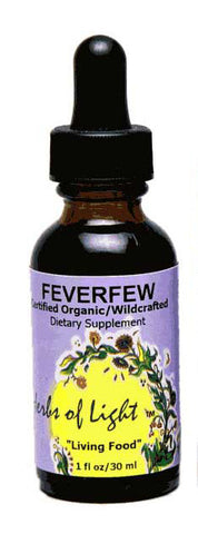 Feverfew 1 oz Liquid Assists with Insect Bites
