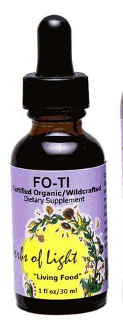 Foti 1 oz Liquid Supports Liver and Stomach Health