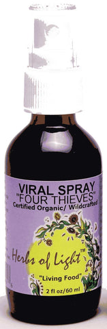 Four Thieves Spray 1 oz Liquid Supports Immune Health