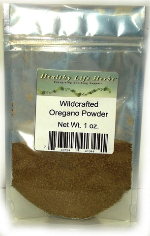 Oregano 1/2 oz > 11 lb - Wildcrafted - Deep Flavor -  Sauces, Soups