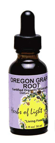 Oregon Grape Root 1 oz Liquid Assists with Skin Conditions