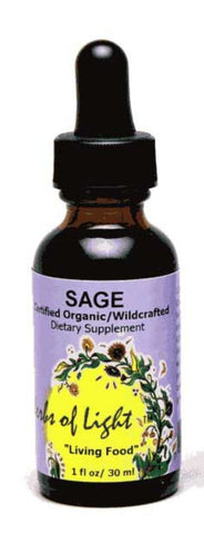 Sage 1 oz Liquid Assists with Colds and Flu