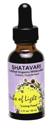 Shatavari 1 oz Liquid Assists with Lung Dryness