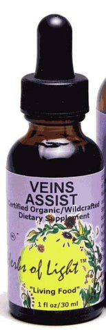 Veins Assist 1 oz Liquid Dietary Supplement
