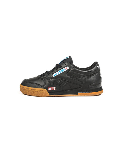 "ALIFE® x REEBOK PHASE 1 PRO ""NY, NY"" [BLACK/WHITE/CALIFORNIA BLUE]"