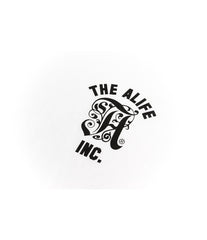 ALIFE® ANTIQUE A LOGO TEE [WHITE]