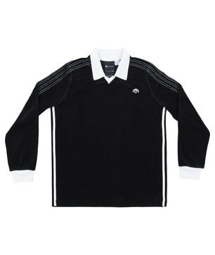 adidas by Alexander Wang Velour Long Sleeve