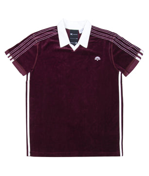adidas by Alexander Wang Velour Polo