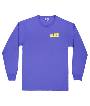 Alife® Collegiate Long Sleeve T-shirts