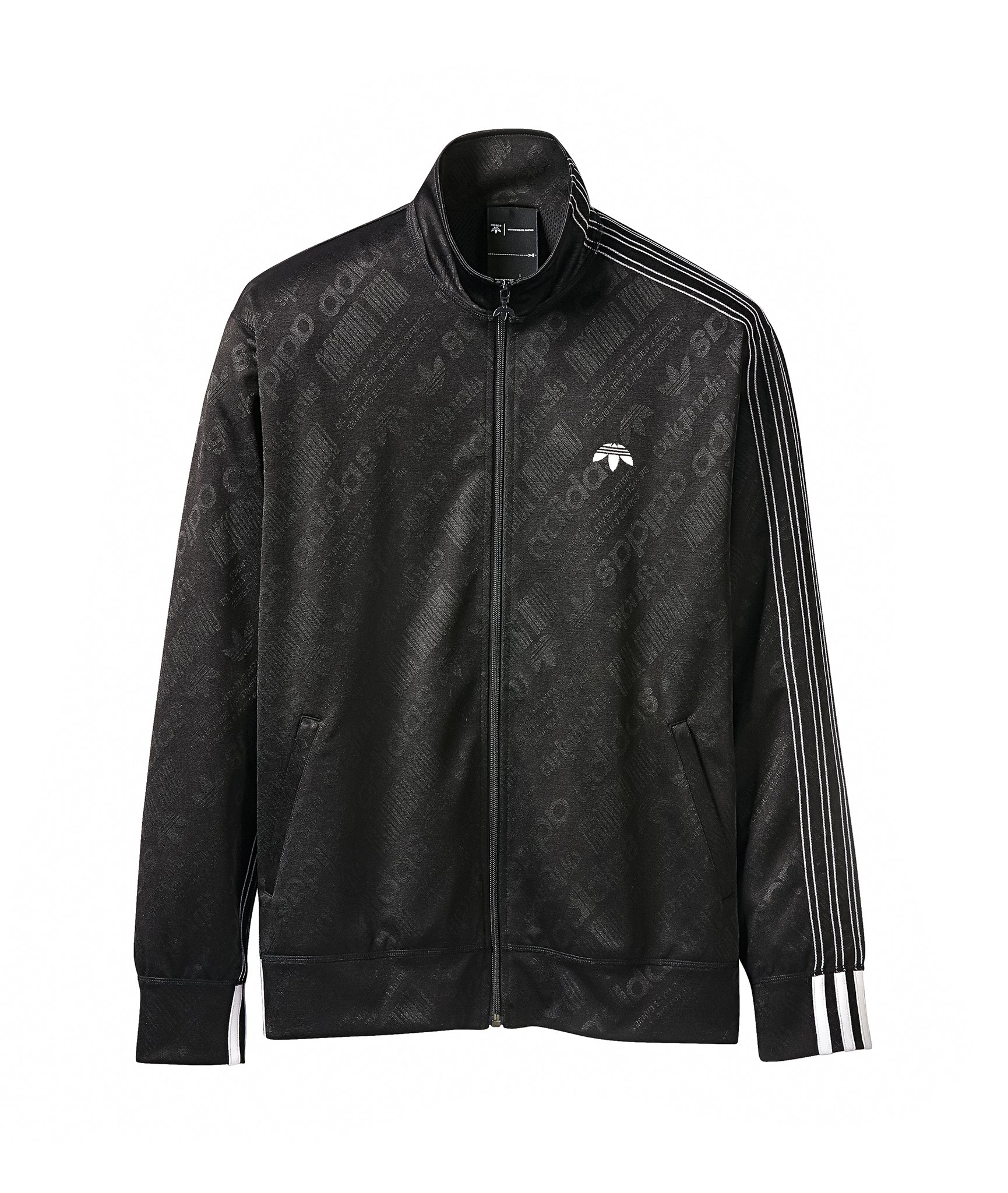 Adidas Originals By Alexander Wang Jacquard Track Top