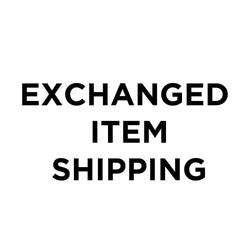 Elina Gleizer Jewelry Exchanged Item Shipping