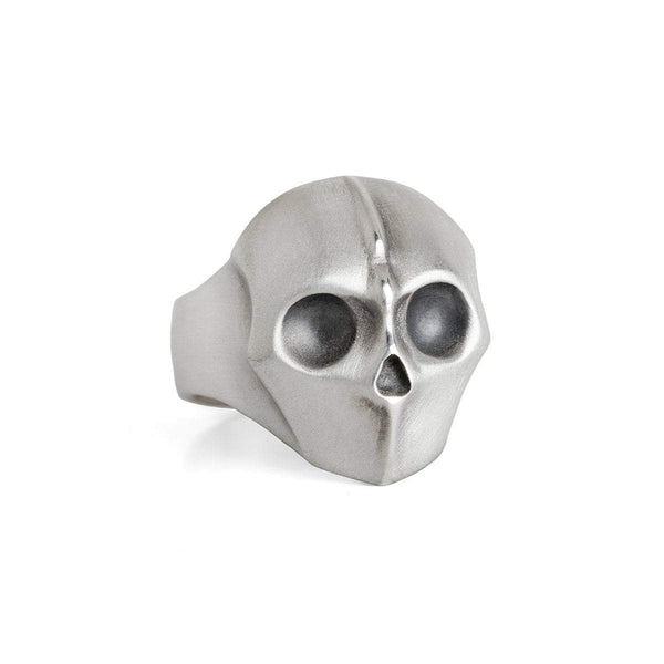 ELINA GLEIZER  Select your size Minimalist Skull Ring
