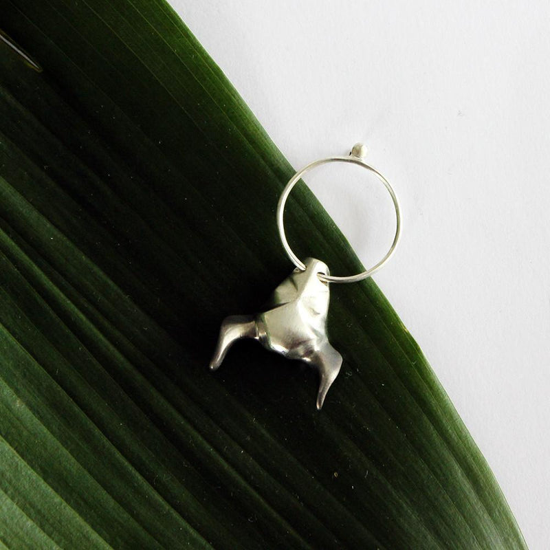 ___ Jewelry Bull Earring