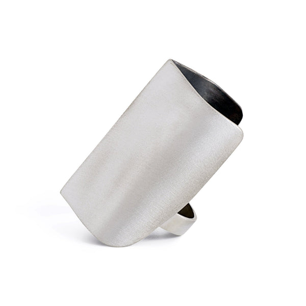___ Jewelry Geometric Shield Ring