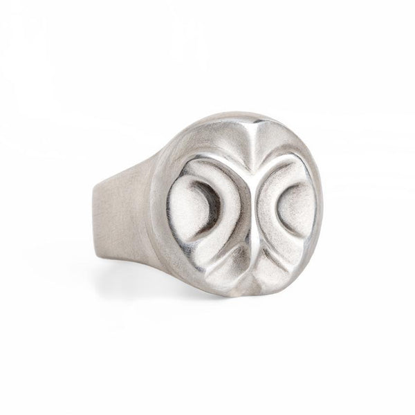 ___ Jewelry Great Grey Owl Ring